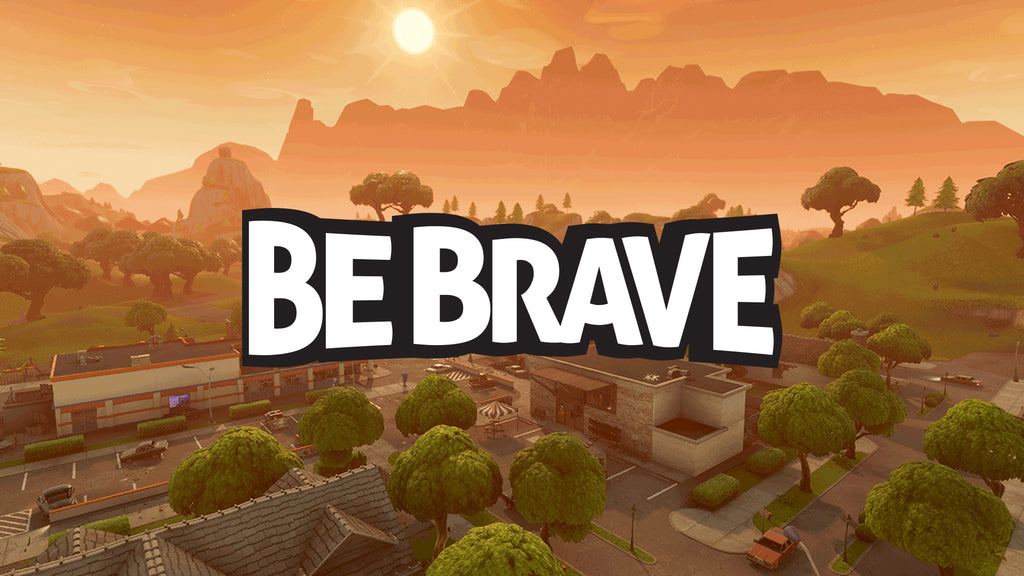Be Brave (YOUTH MINISTRY SERIES)