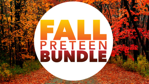 Fall Preteen Bundle
