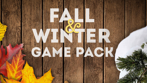 Fall & Winter Game Pack (NEW)