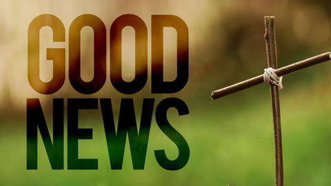 NEW EASTER SERIES - Good News (DOWNLOAD)