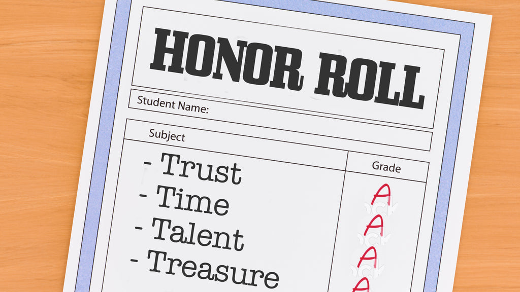 Honor Roll (YOUTH MINISTRY SERIES)