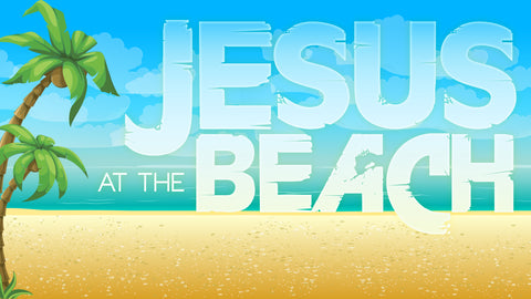 Jesus at the Beach (DOWNLOAD)