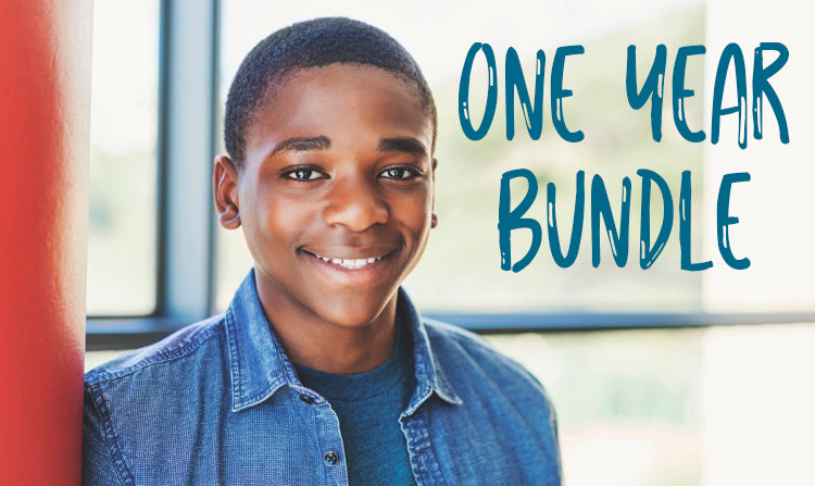 One Year Preteen Bundle