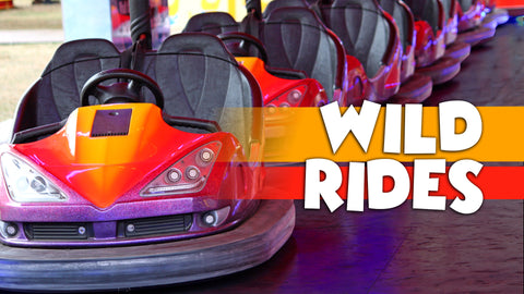 Wild Rides - New Summer Series (DOWNLOAD)