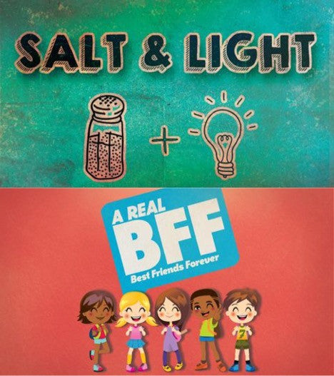 BFF & Salt and Light Series (New Release)