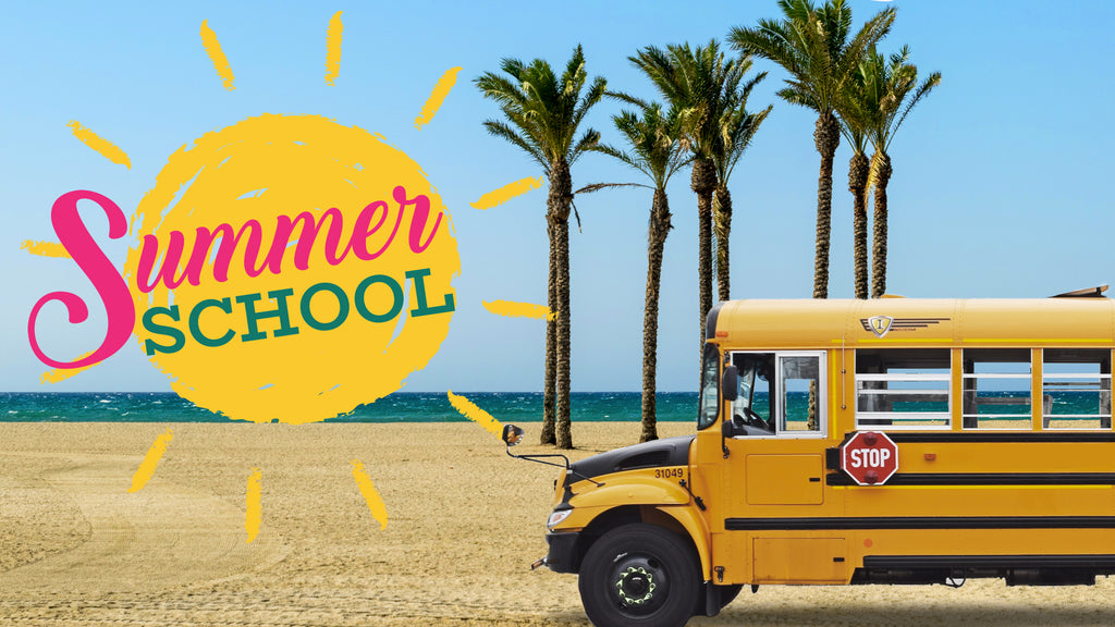 Summer School (Brand New Series)