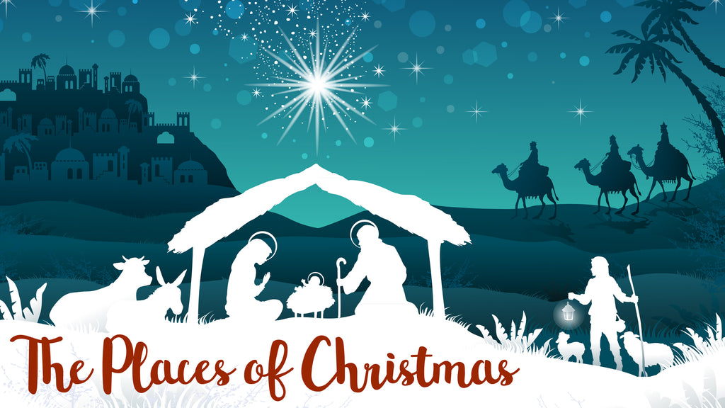 The Places of Christmas (DOWNLOAD)