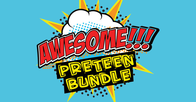The Awesome Preteen Bundle