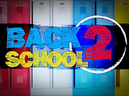 Back 2 School (DOWNLOAD)