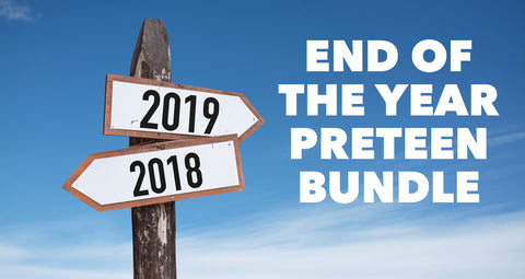 End of the Year Preteen Bundle