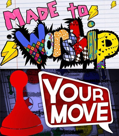 Made to Worship and Your Move Bundle (DOWNLOAD)