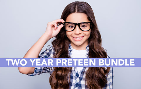 Two Year Preteen Bundle