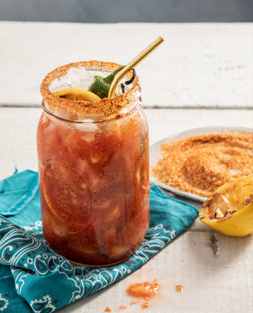 Cool Smoke Bloody Mary