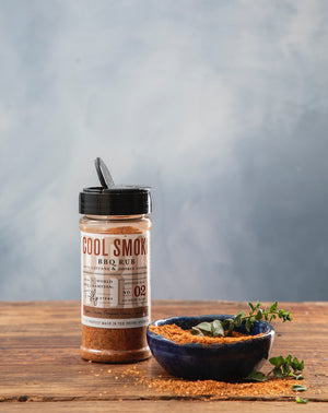 Cool Smoke BBQ Rub