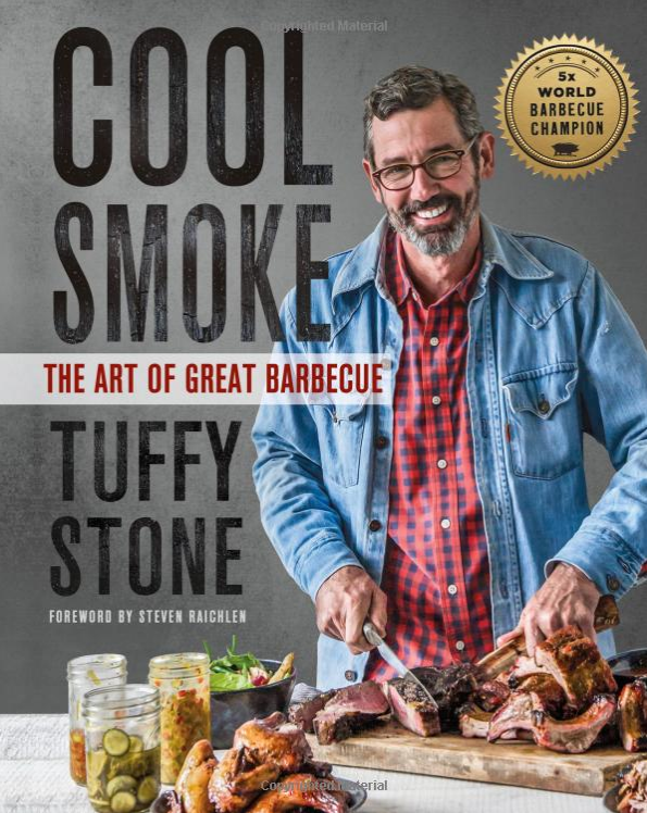 Signed Copy of Cool Smoke: The Art of Great Barbecue