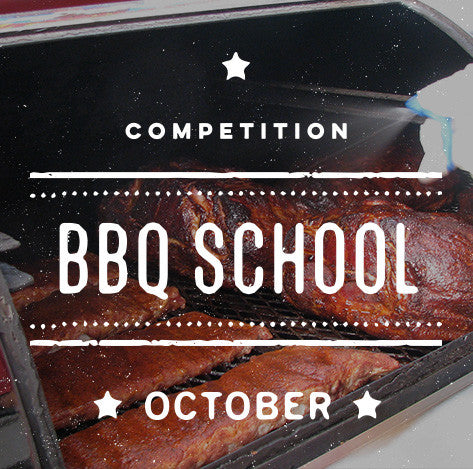 Cool Smoke Competition BBQ School (October)