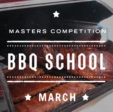 Cool Smoke Competition BBQ School (March 16-17, 2018)