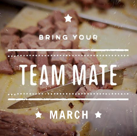 Cool Smoke Masters Competition BBQ School - Team Mate Package (March 16-17, 2018)