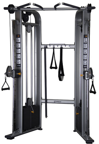 Torque Dual Adjustable Pulley Functional Trainer
