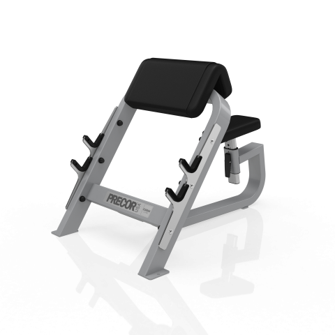 Precor Icarian Series 202 Seated Preacher Curl