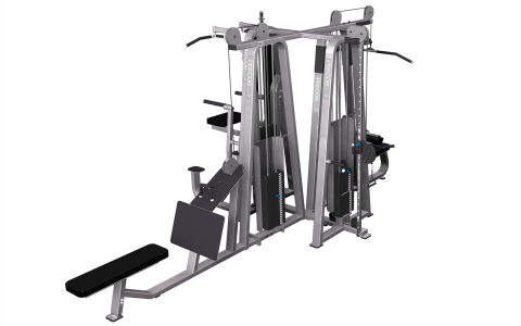 Precor CW2137 4-Stack Icarian® Multi-Station