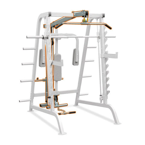 Vo3 Half Cage Lat / Low Row Option