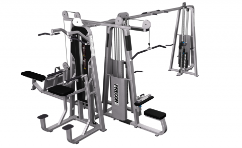 Precor CW2201 5-Stack Icarian® Multi-Station