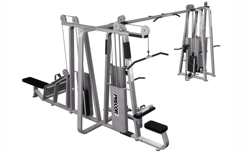 Precor CW2205 5-Stack Icarian® Multi-Station