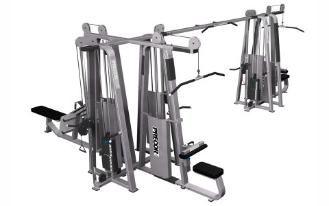 Precor CW2224 6-Stack Icarian® Multi-Station