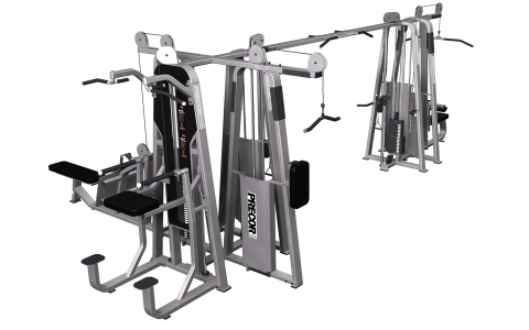 Precor CW2270 6-Stack Icarian® Multi-Station
