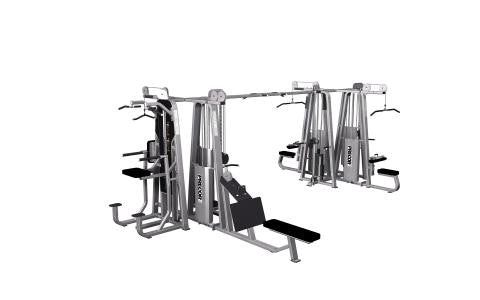 Precor Icarian Series CW2501 8 Stack