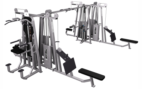 Precor Icarian Series CW2504 8 Stack