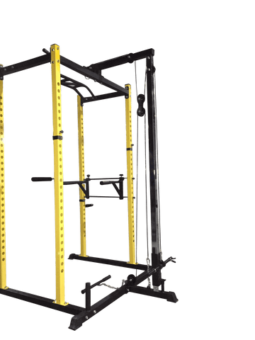 Bells of Steel - Lat-Low Row Attachment for Power Rack 3.0