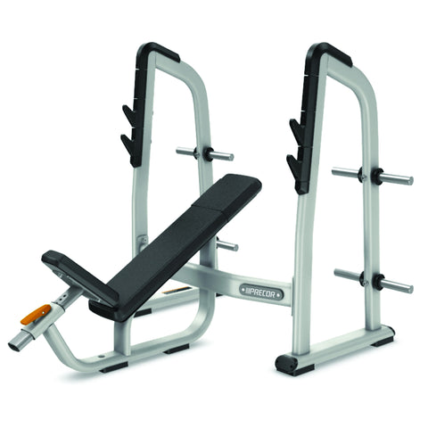 Precor Discovery™ Series Olympic Incline Bench