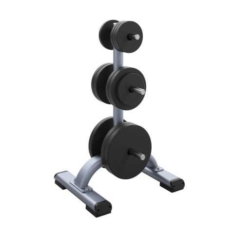 Weight Plate Tree - Precor Discovery Series DBR0817
