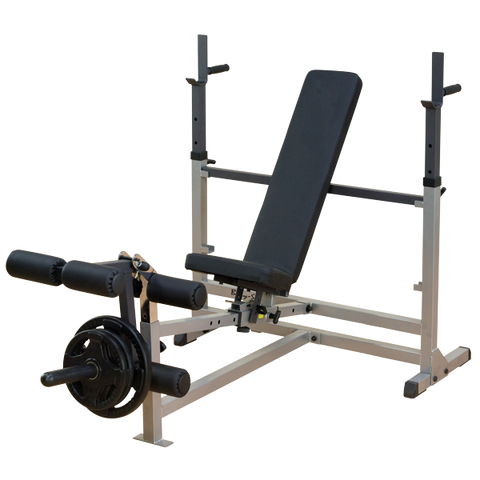 Body Solid GDIB46L Combo Bench