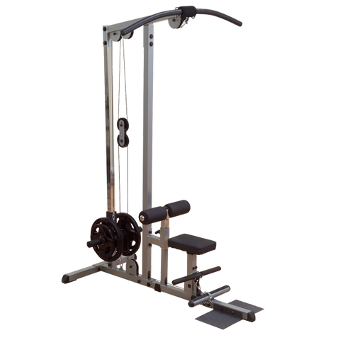 Body Solid GLM83 Pro Lat Machine