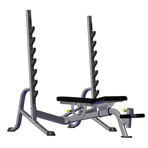 Hoist HF-5170 7 Postition FID Olympic Bench
