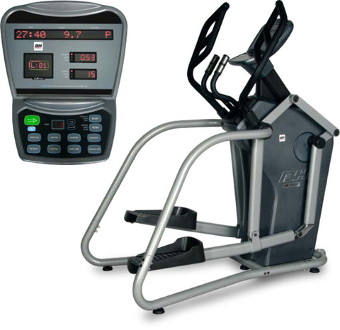 BH LK500X Suspension Elliptical