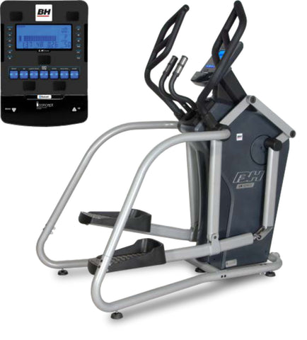 BH LK500Xi Suspension Elliptical