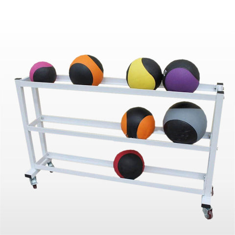 Medicine / Slam Ball Rack - Horizontal Rolling