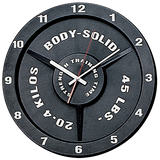 Body Solid Wall Clock