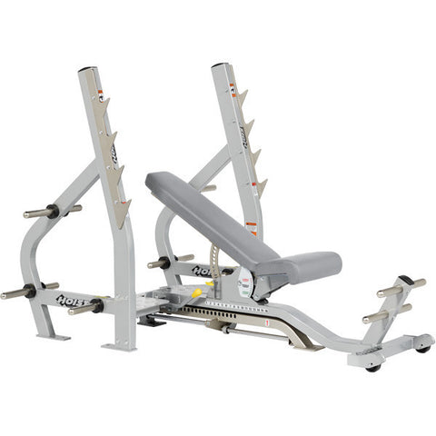 Hoist CF-2179 3-way Olympic FID Bench