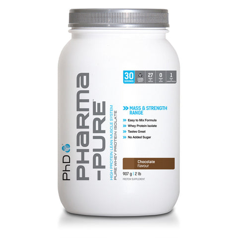 PhD Pharma-Pure™ HIGH PROTEIN LEAN MUSCLE SYSTEM