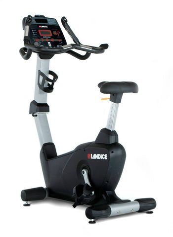 Landice U7 Upright Bike