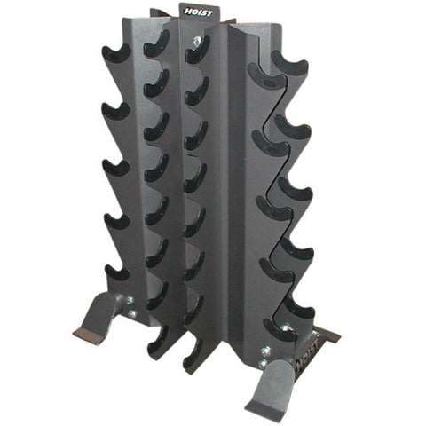 Dumbbell Rack - Hoist HF-4480 4-Sided Vertical