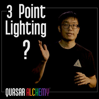 A New Take On 3-Point Lighting: The 4 C's