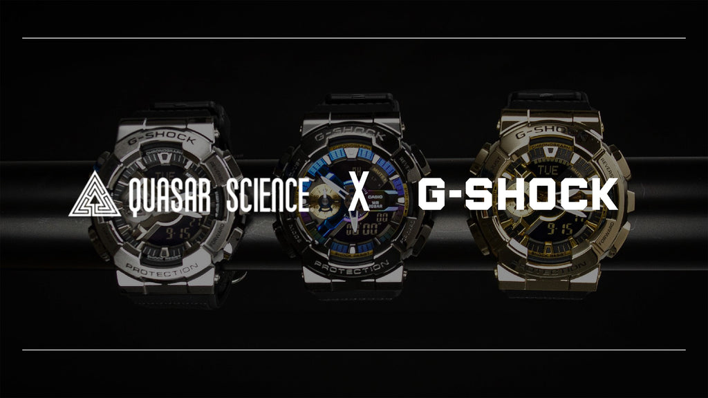 G-Shock Canada and Quasar Science