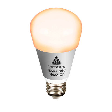 A-SERIES MEDIUM BASE HOUSEHOLD BULBS