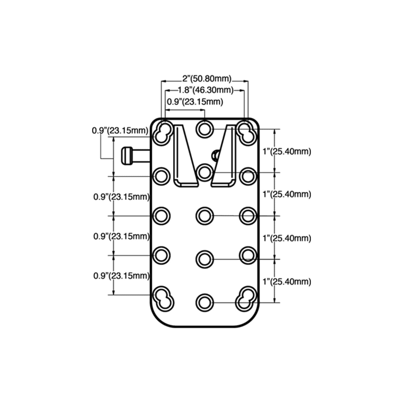 Ossium Battery Plate